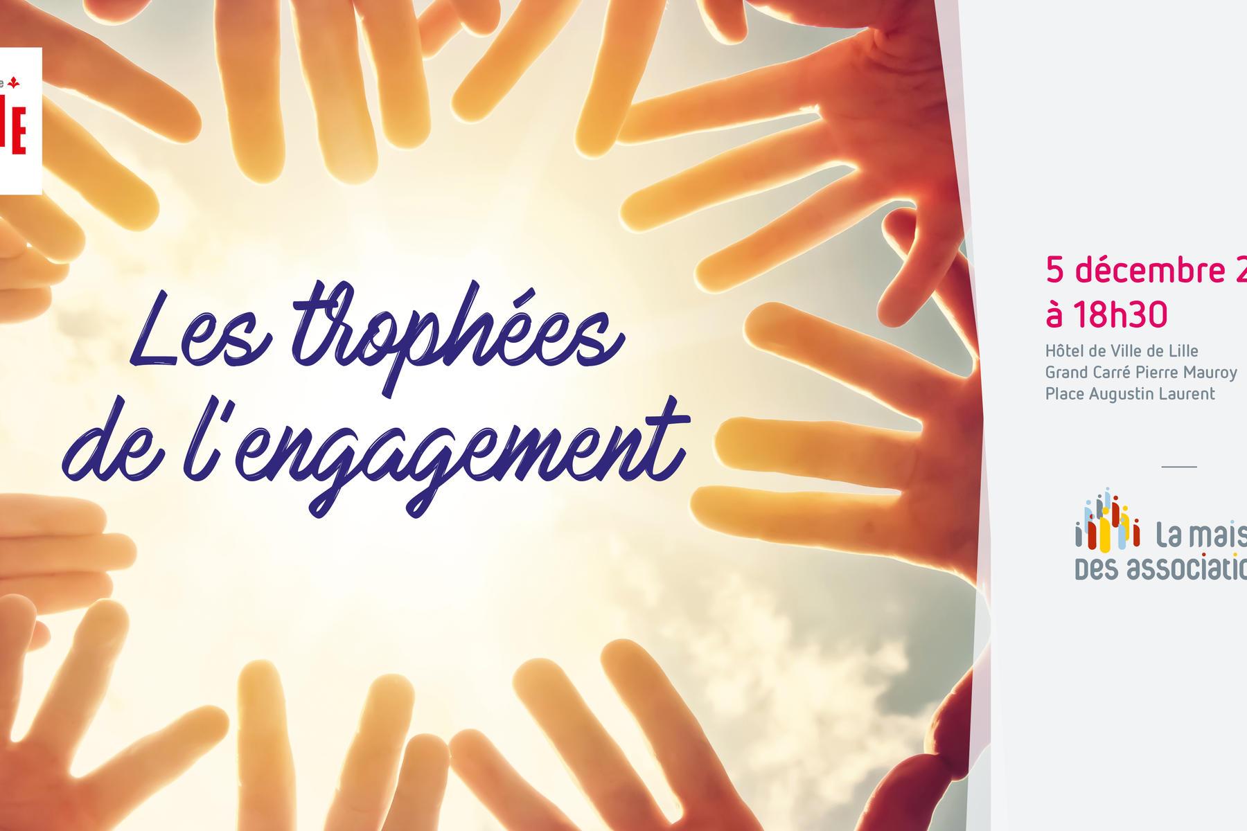 Illustration pour l'actualité Les trophées de l'engagement