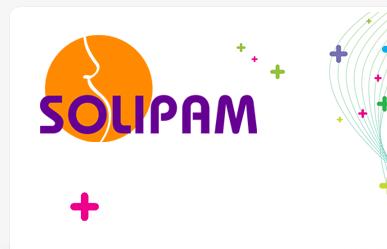 Logo de SOLIPAM