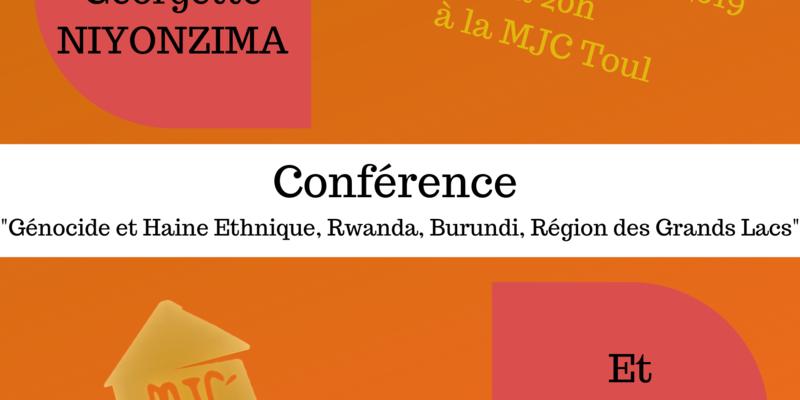 Illustration pour l'actualité Conférence organisée par le MRAP, Amesty Internationale