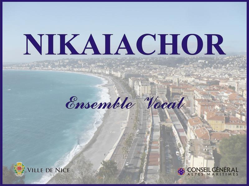 Illustration pour l'actualité L'Ensemble Vocal NIKAIACHOR Recrute