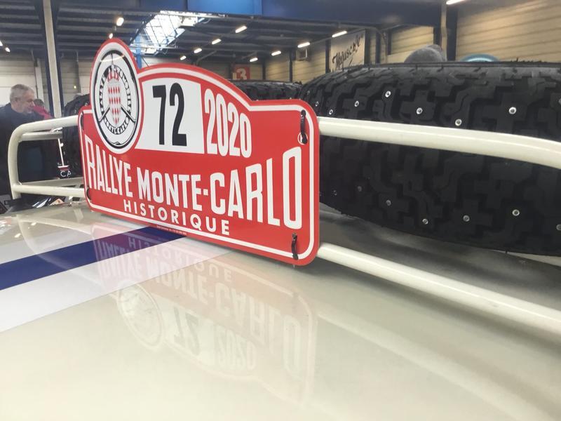 Illustration pour l'actualité Le Rallye Monte-Carlo Historique 2020