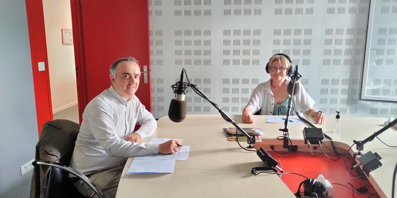 Illustration pour l'actualité Information sur les cohabitation sur la radio RCF Jerico