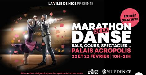 Illustration pour l'actualité Marathon de la danse!