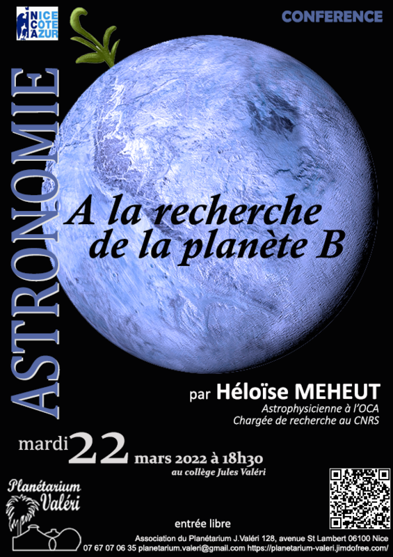 Illustration pour l'actualité A la recherche de la planète B