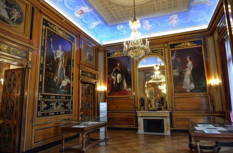 Illustration pour l'actualité Visite guidée du Musée Masséna.