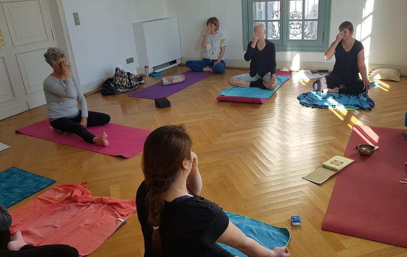 Illustration pour l'actualité Rentrée Yoga 2021 La Luna Nice-ouest