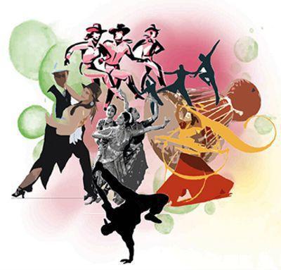 Illustration pour l'actualité Samedi 19 octobre 2019 stage de danses traditionnelles