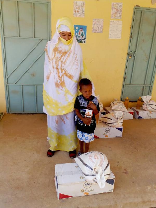 Illustration pour l'actualité Nouvelles de Mauritanie : Crise alimentaire et COVID-19
