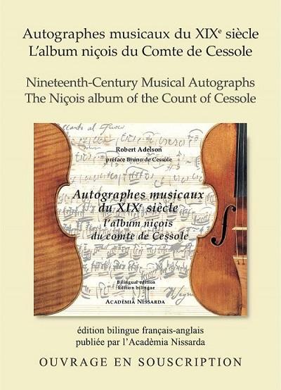 Illustration pour l'actualité L'album niçois du Comte de Cessole