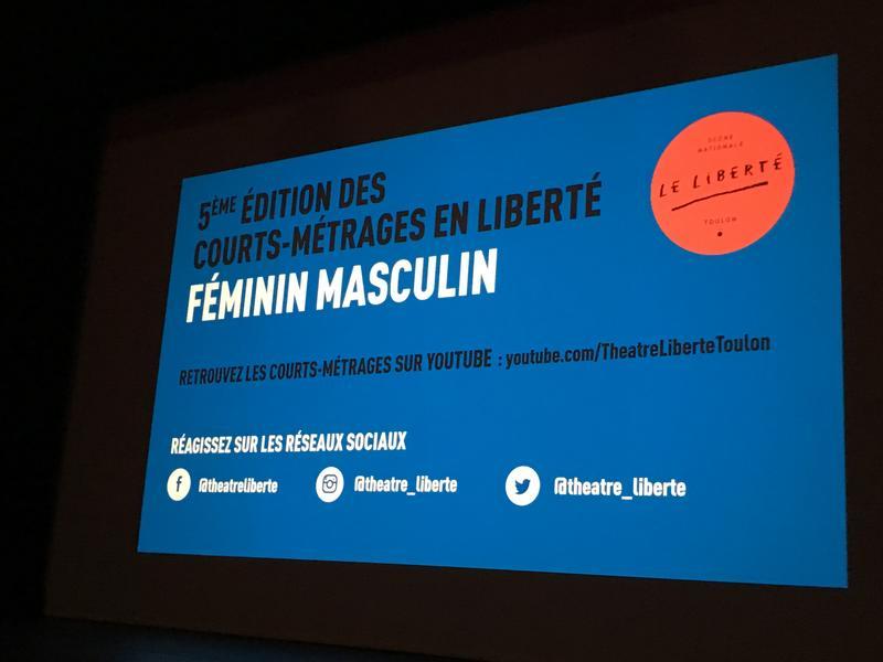 Illustration pour l'actualité Courts-métrages en Liberté - Scène nationale de Toulon