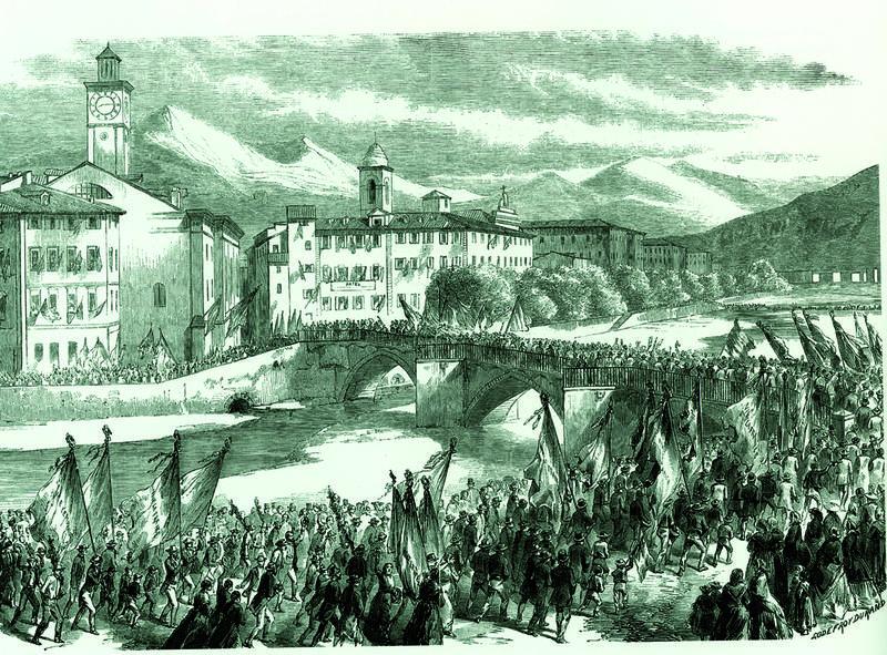 Illustration pour l'actualité Conférence filmée sur le rattachement de Nice à la France