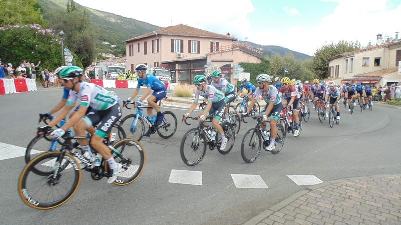 Illustration pour l'actualité Le Tour de France 2020
