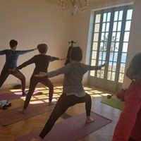 Illustration pour l'actualité Hatha Yoga, Pranayama, Méditation