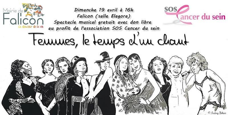 """Illustration pour l'actualité """"Femmes, le temps d'un chant"""" à Falicon"""