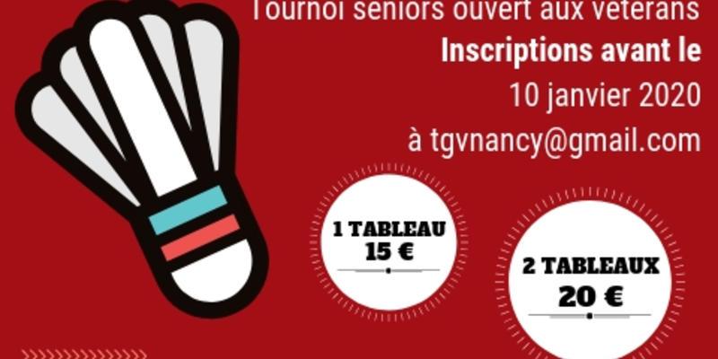 Illustration pour l'actualité Tournoi Gare aux Volants - 8e édition