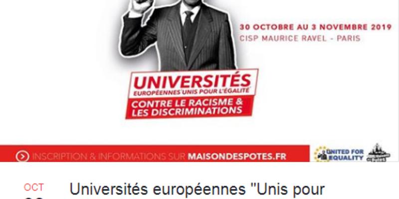 Illustration pour l'actualité les universités européennes