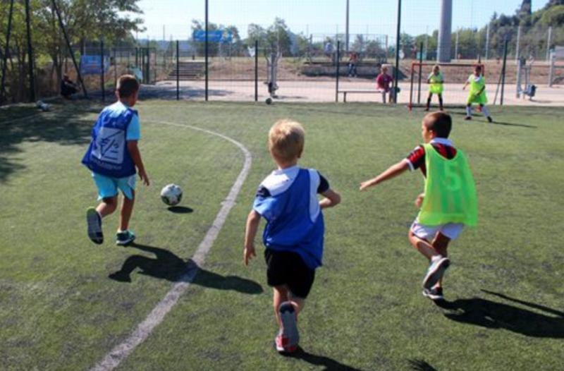 Illustration pour l'actualité Invitation à une séance découverte du football loisir