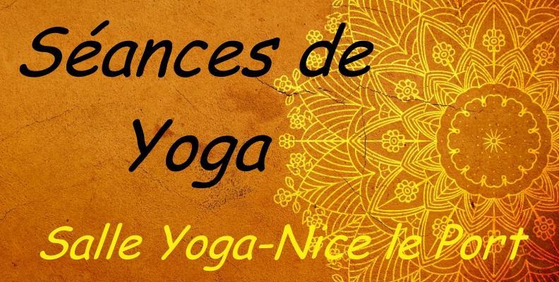 Illustration pour l'actualité Séances de yoga