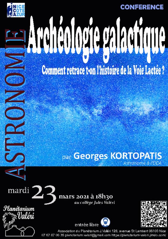 Illustration pour l'actualité Archéologie galactique: l'histoire de la Voie Lactée
