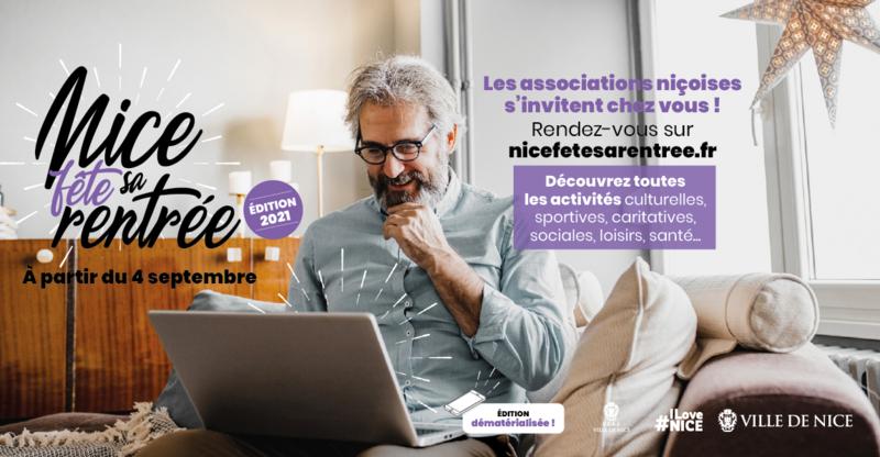 Illustration pour l'actualité Nice Fête sa Rentrée 2021!
