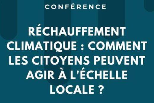 Illustration pour l'actualité Conférence témoignage sur l'agriculture urbaine!