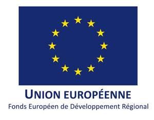 Logo représentant le drapeau de l'Union Européen