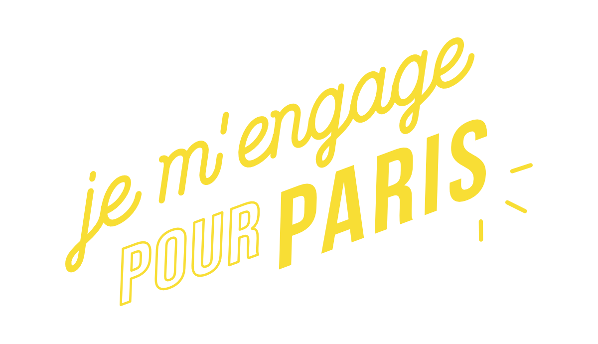 Je m'engage – Paris.fr