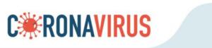 Illustration pour 'logo coronavirus'