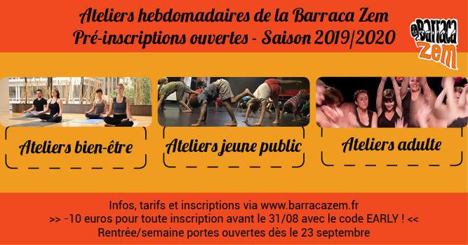 Illustration pour la mission La Barraca Zem - Recherche de bénévoles  pour 2020-21