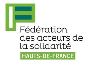 Logo de l'association Fédération des acteurs de la solidarité Hauts-de-France