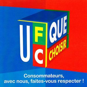 Logo de l'association UFC QUE CHOISIR NANCY ET SA REGION