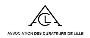 Logo de l'association ASSOCIATION DES CURATEURS DE LILLE
