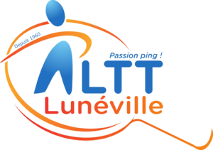 Logo de l'association Amicale Lunévilloise de tennis de table