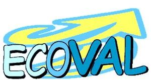 Logo de l'association ECOVAL