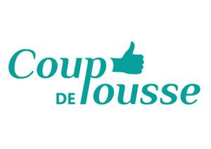 Logo de l'association Coup de Pousse