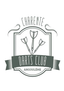 Logo de l'association CHARENTE DARTS CLUB