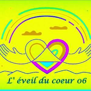 Logo de l'association L'EVEIL DU COEUR