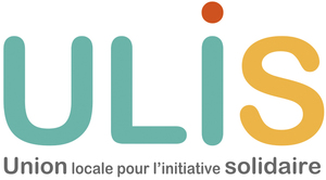 Logo de l'association ULIS (UNION LOCALE POUR L'INITIATIVE SOLIDAIRE)