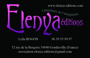 Logo de l'association Association Elenya Éditions