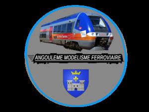 Logo de l'association Angouleme Modelisme Ferroviaire