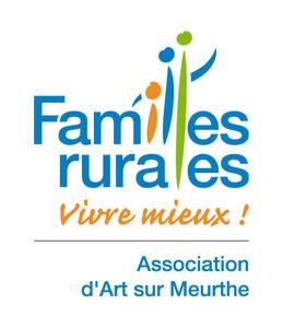 Logo de l'association Familles Rurales Art-sur-Meurthe