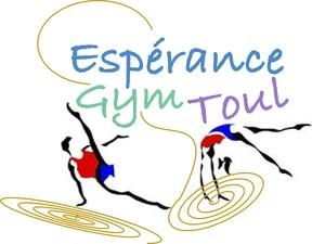 Logo de l'association gymnastique espérance TOUL