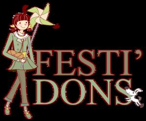 Logo de l'association la Fête du Don