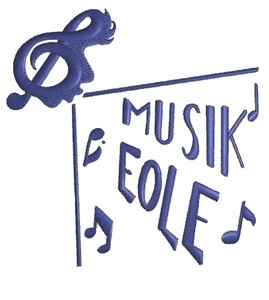 Logo de l'association Musik'Eole