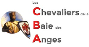 Logo de l'association LES CHEVALIERS DE LA BAIE DES ANGES