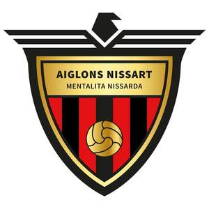 Logo de l'association Aiglons Nissart