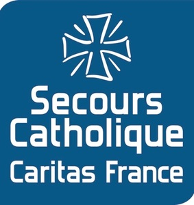 Logo de l'association secours catholique