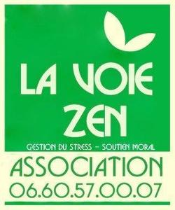 Logo de l'association LA VOIE ZEN GESTION DU STRESS