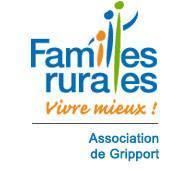 Logo de l'association Familles Rurales Gripport