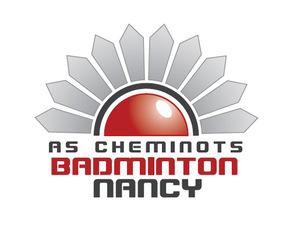 Logo de l'association ASSOCIATION SPORTIVE CHEMINOTS NANCY BADMINTON (A.S.C.N.B.)